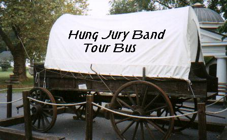 Hung Jury Tour Bus